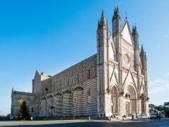 佛罗伦萨+奥尔维耶托+罗马HiBus城际小镇一日游