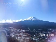 Kachikachi山缆车-富士山-天生哥