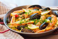瓦伦西亚美食图片-海鲜饭