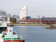 横滨港未来21-横滨-小小呆60