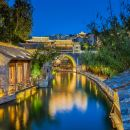 Overnight Experience at Gubei Water Town with Simatai Great Wall Visiting