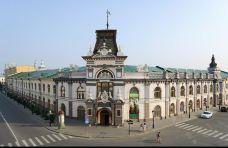 鞑靼斯坦共和国地方志博物馆-喀山-陆lx6