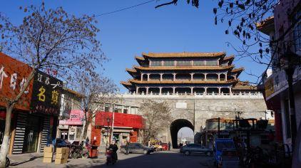 蔚州鼓楼 (1)