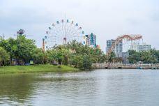 白沙门公园-海口-doris圈圈