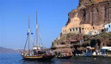 圣托里尼出海环线观景航行-圣托里尼-hiluoling