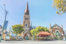 圣保罗长老会教堂-布里斯班-doris圈圈