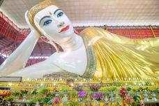 乔达基卧佛寺-仰光-C年度签约摄影师