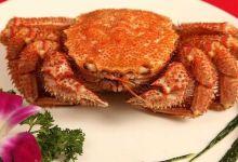哥打京那巴鲁美食图片-螃蟹