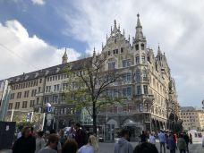 慕尼黑新市政厅-慕尼黑-老生游记