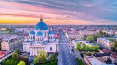 Trinity Cathedral-圣彼得堡-C年度签约摄影师