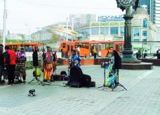 Bauman Street (Kazansky Arbat)-喀山