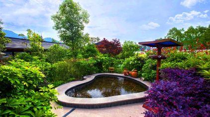 贵安温泉度假村 图片-薄荷池