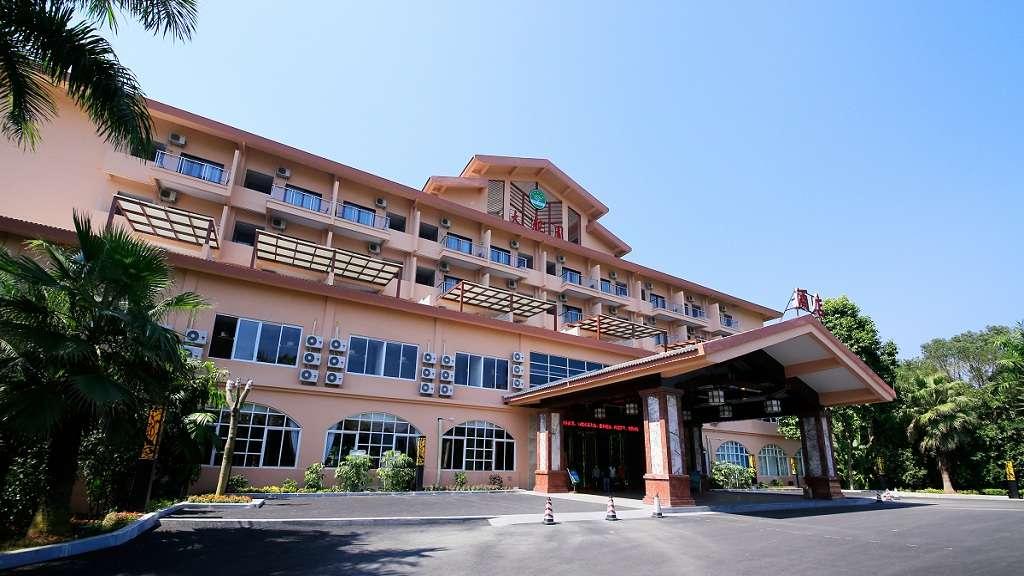 Huizhou Mount Nankun Hot Spring Resort Ticket