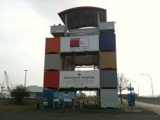 Container-Aussichtsturm-不来梅哈芬