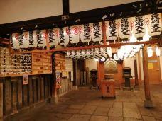 法善寺-大阪-可爱的可达鸭