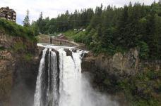 斯诺夸尔米瀑布-西雅图-小思文