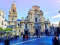 Cathedral de Santa Maria-穆尔西亚