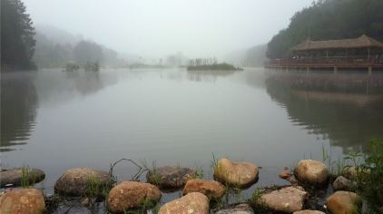 汀江国家湿地公园 (3)