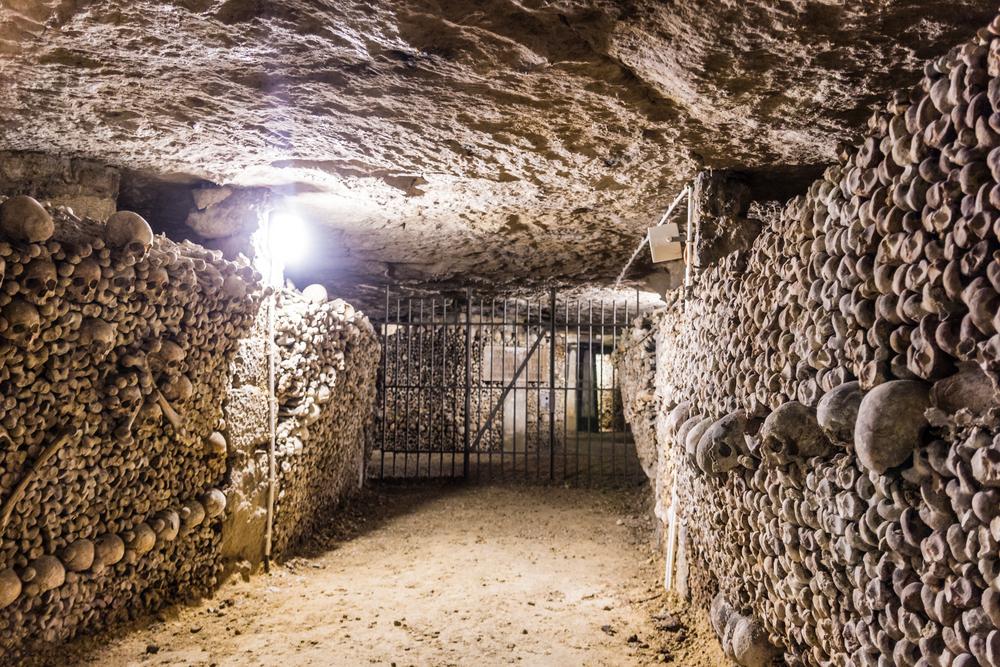 Catacombs of Paris Ticket + Audio Guide