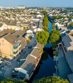 吴江区游记图文-深秋时节,我从弄堂里走进黎里古镇