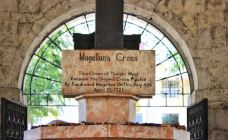 麦哲伦十字架-麦克坦岛-小小呆60