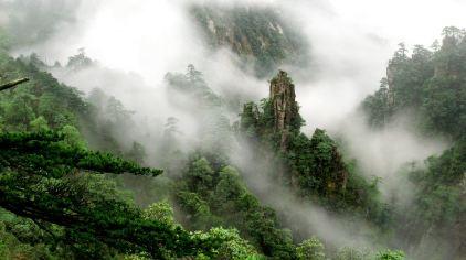 莽山国家森林公园 (2)