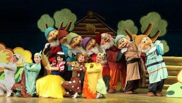 木偶音乐剧《白雪公主》