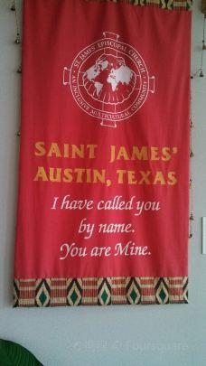 St James Episcopal Church-奥斯汀