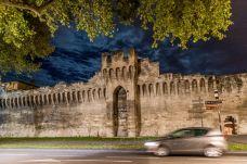 阿维尼翁城墙-阿维尼翁-doris圈圈