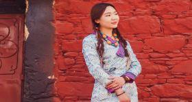 【华丽款】藏装体验(到西藏 就要做一次扎西和卓玛)(预订即送照片+配饰)