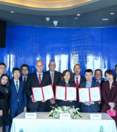 菲特游记图文-雅高集团与明宇商旅深度合作 携手打造北京索菲特酒店项目
