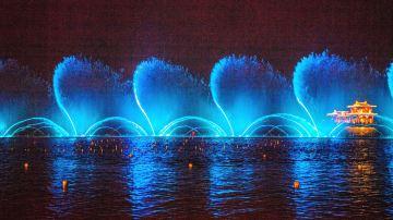 西湖音乐喷泉IMG_9121