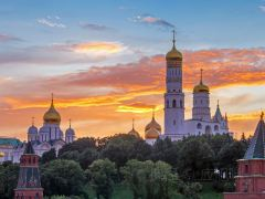 莫斯科赏世界遗产1日游