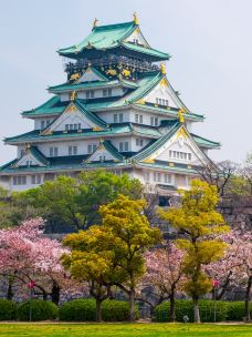 大阪城-大阪-1