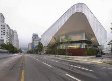 釜山市立美术馆-釜山-小鱼儿2015