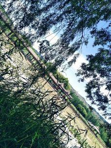 晚霞湖国家水利风景区-陇南-M26****7780