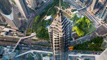 上海-金茂大厦
