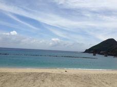 一凑海水浴场-屋久岛町