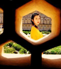 阿格拉游记图文-【印度】穿越时空的执念——听一曲千年吟颂、 赴一场色彩盛宴