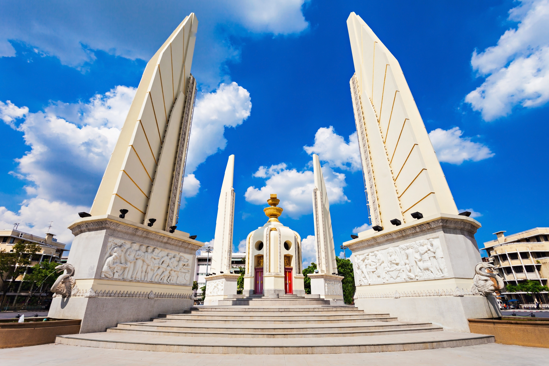 民主紀念碑  Democracy Monument   -0