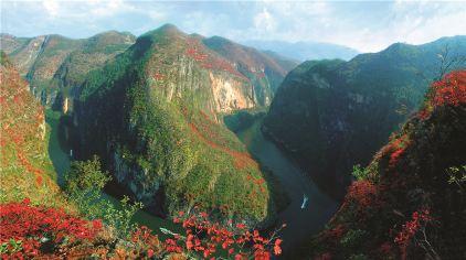 巫山小三峡8