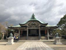 丰国神社-大阪-宇喜多信家1
