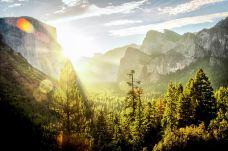 优胜美地山谷-优胜美地国家公园及周边地区-doris圈圈
