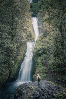 新娘面纱瀑布-优胜美地国家公园及周边地区-doris圈圈