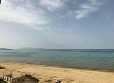 贝里沙海滩-圣托里尼-乖小咪
