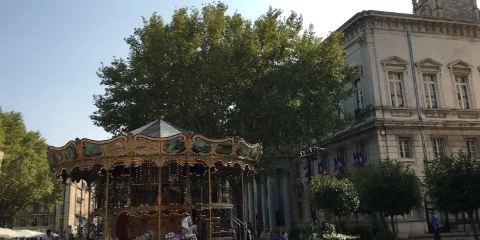 阿維尼翁市政廳