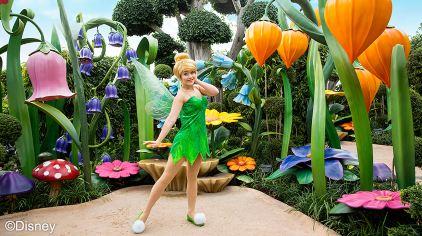 15 童话园林-–-由潘多拉呈献再现经典童话场景_香港迪士尼乐园