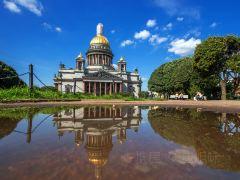 圣彼得堡精华2日游