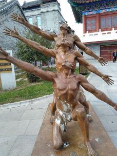 北山公园-吉林市-花棣棠
