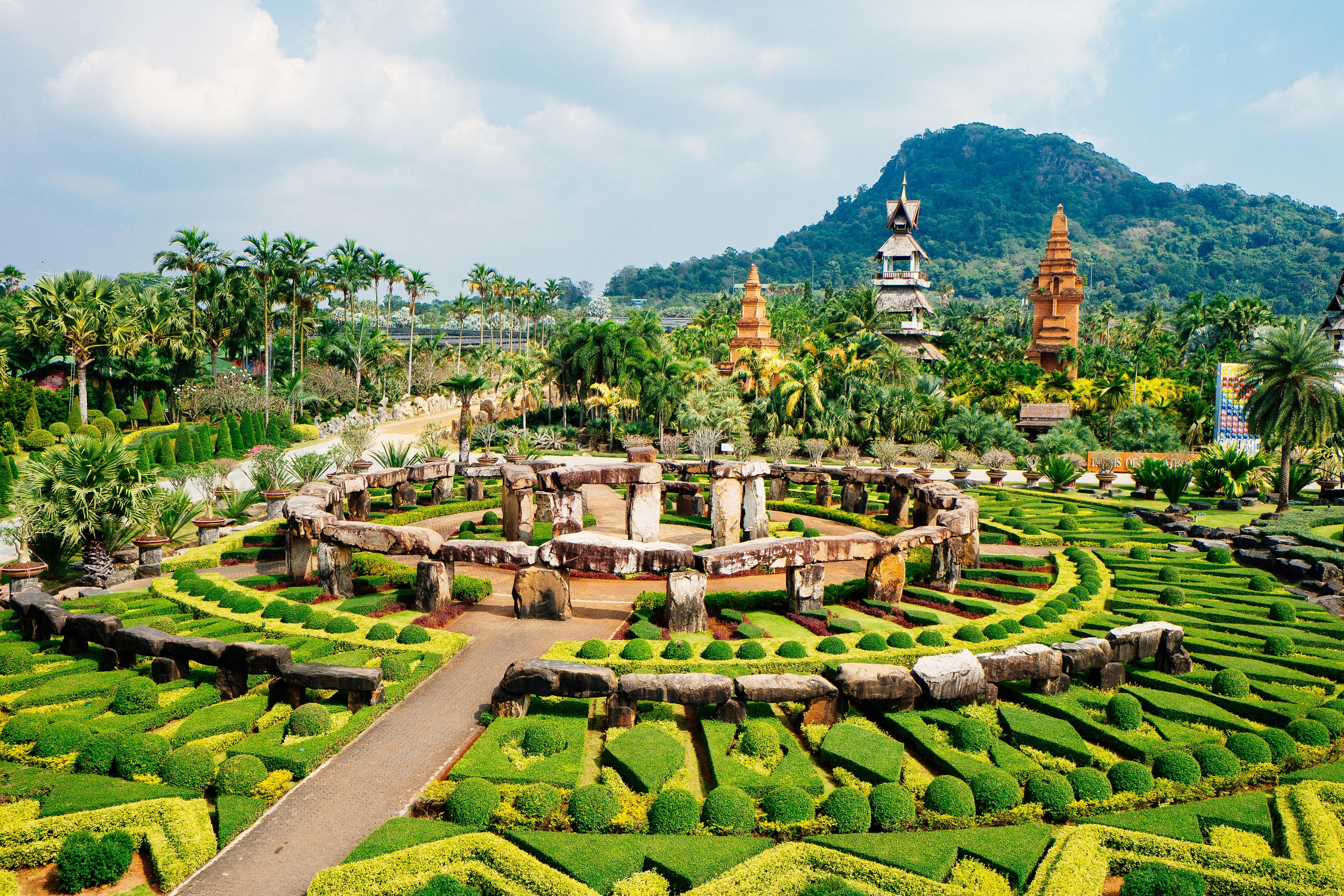 Nong Nooch Tropical Garden Ticket